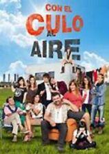 CON EL CULO AL AIRE 16 DVDS,3 TEMPORADAS COMPLETAS,ESPAÑA