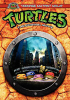 Teenage Mutant Ninja Turtles: The Original Movie (DVD,1990)