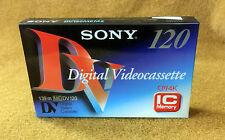 NOS Sony DV120MEM2 DV Blank Videocassette Tape
