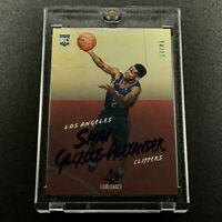 SHAI GILGEOUS-ALEXANDER 2018 PANINI LUMINANCE #162 ROOKIE RC #'D /49 NBA
