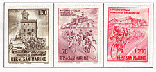 San Marino Bicyles Race around famous Castle set 1965 MLH