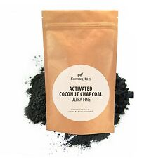 New Charcoal Teeth Whitening Powder, Activated Charcoal teeth Whitening. Premium