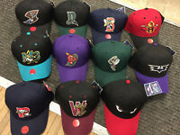 New OC Sports Youth & Adult MiLB Minor League Adjustable Baseball Hat Many Teams