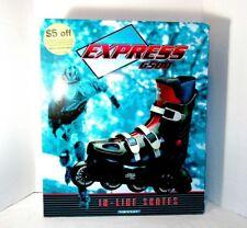 Express 6500 In-line Skates Men's Size 11 (by Veriflex)