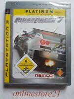 Ridge Racer 7 PlayStation 3 NEU PS3