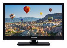 Techwood H20T11B 20 Zoll Fernseher 50cm HD TV DVB-C/-T2/-S2 HDMI USB CI+ schwarz