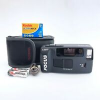 Boots Focus C35-FF   Ricoh Auto 35 35mm camera   Film Tested & Working
