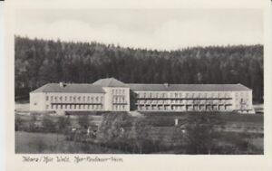 Carte Postale Thüringen Tabarz Theo Neubauer Heim
