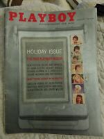 Playboy January 1960 * Very Good Condition * Free Shipping USA