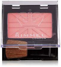 Rimmel Lasting Finish Mono Blush With Brush Shade Live Pink