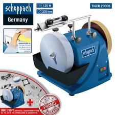 Scheppach Nass Schleifmaschine Tiger 3.0 Zubehör