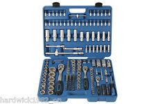 Laser Tools Métrico Socket Set 171 PCE Destornillador Trinquete Extensión de bits