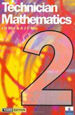 Technician Mathematics: Level 2,J.O. Bird, A.J.C. May