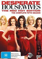 Desperate Housewives : Season 5 (DVD BOX SET, 2009, 7-Disc Set)