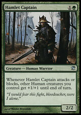 MTG HAMLET CAPTAIN FOIL - CAPITANO DEL BORGO - ISD - MAGIC