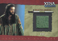 XENA WARRIOR PRINCESS SERIES 6 COSTUME CARD R10 ELI