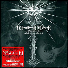 DEATH NOTE TV anime manga SOUNDTRACK CD Japanese   Limited Edition 1