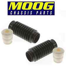 Ford Cadillac Buick Pair Set of 2 Front OE Material Strut Bellows Moog K90464