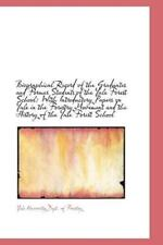 Biographical Record of the Graduates and Former Students of the Yale Forest S...