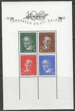 ESTONIA 1938 Block Nr.2 MNH OG