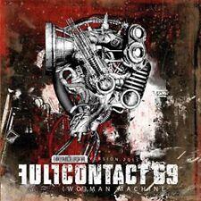 FULL CONTACT 69 (Wo)man Machine (Version 2015) CD LTD.350