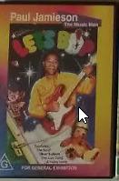 Let's Bop - Paul Jamieson - The music Man DVD R4 - Australian