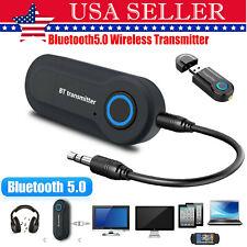 Bluetooth5.0 Wireless Transmitter TV Phone PC Stereo Audio Music Mini Adapter US
