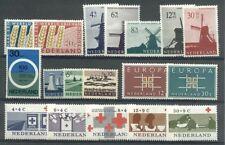 jaargang 1963 luxe postfris (MNH)