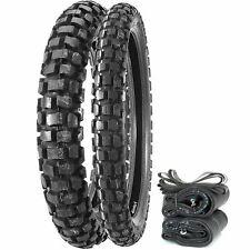 Bridgestone TW301/302 Trail Wing Tire Set Honda XR250 SL350 XR650 Tire TubeStrip