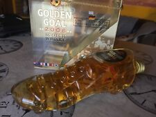 Rare Bottiglia Whisky Golden Goal 2006 Limited Mondiali No Jack Chivas Oban J&b