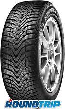 2x Winter Tyre VREDESTEIN Snowtrac 5 195/65 R15 91t