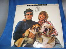 Captain & Tennille  - LOVE WILL KEEP US TOGETHER - 1975 A&M LP # SP 4570[INV-36]