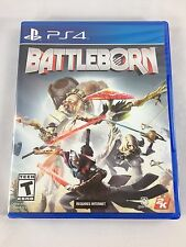 Battleborn PS4 - Brand New Sealed