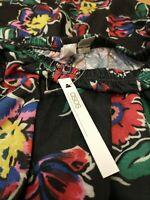 Asos Ladies Multi Colour Floral Blouse.Size 8. New Ref R3