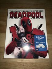 Brand New Deadpool 1 + 2 The Complete Collection (FOR NOW)