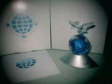 Swarovski Crystal MILLENNIUM ED. PLANET Globe Figurine NIB COA Ret. MSR. $275.00