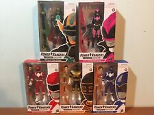 Power Rangers Lightning Collection Lot of 5 Figures Complete w/ Packaging