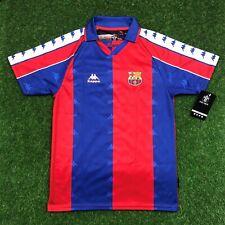 Barcelona Men's Retro Soccer Jersey, 1994 Romario #10, Replica