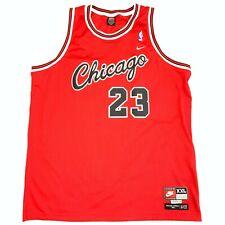 VTG Nike 1984 Flight 8403 Chicago Bulls Michael Jordan 23 Length+2 Jersey XXL