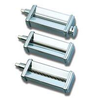 KitchenAid 3 Piece Pasta Roller & Cutter Attachment Set Metal - KPRA