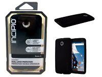 Incipio DualPro Dual Layer Impact Absorbing Protection Case For Motorola Nexus 6