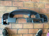 Original Opel Zafira A T98 Tachoblende Abdeckung Luftdüse Blende 90590707SX