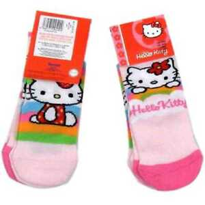 Calzini neonata Hello Kitty - Set da 2 paia
