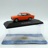 IXO Altaya 1:43 Opel K 180 1974 Diecast Models Limited Edition Collection Toys