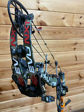 "NEW 2020 PSE EVO NXT 33 70LB RH DL 26½"" – 32"" Kuiu Verde Compound Bow Package"