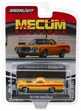1972 Ford Ranchero GT *** Greenlight Mecum Auctions 1:64 OVP
