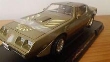 Pontiac 1979 Firebird Trans Am En Oro Metálico Escala 1.18