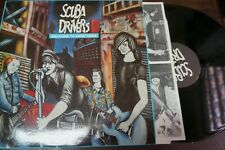 "SCUBA DRIVERS - Welcome To Hard Times, LP 12"" FRANCE 1989"