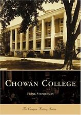 Chowan College (College History), New Books