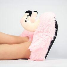 Flamingo Peluche Zapatillas Novedad Para Niños Y Adultos UK Size 4-8
